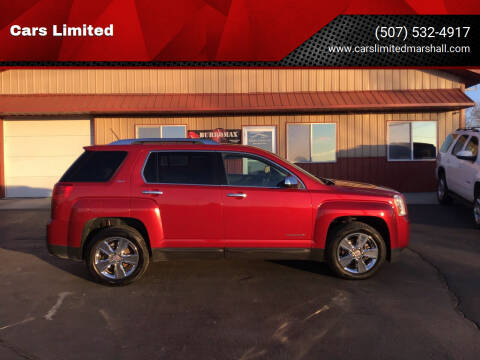 2015 GMC Terrain for sale at Cars Unlimited in Marshall MN