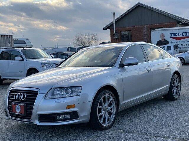 2009 Audi A6 for sale at CT Auto Center Sales in Milford CT
