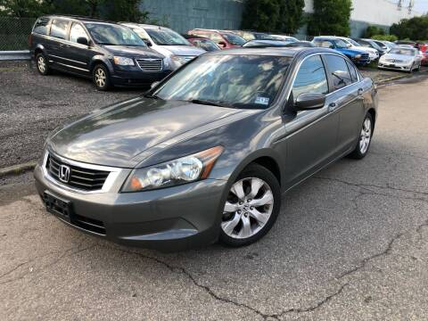 2010 Honda Accord for sale at Giordano Auto Sales in Hasbrouck Heights NJ
