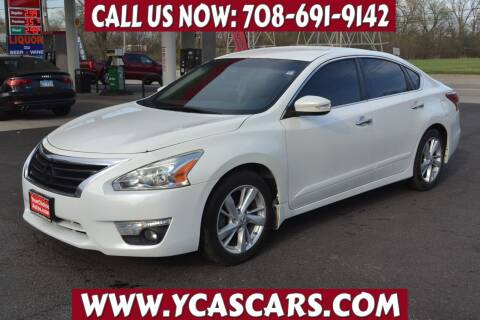 2013 Nissan Altima for sale at Your Choice Autos - Crestwood in Crestwood IL