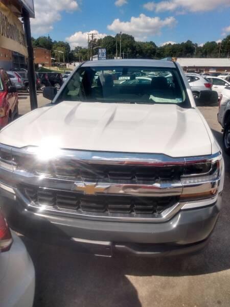 2016 Chevrolet Silverado 1500 for sale at Auto Villa in Danville VA