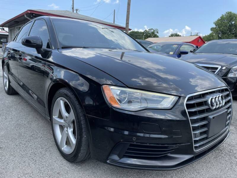 2016 Audi A3 for sale at Pary's Auto Sales in Garland TX