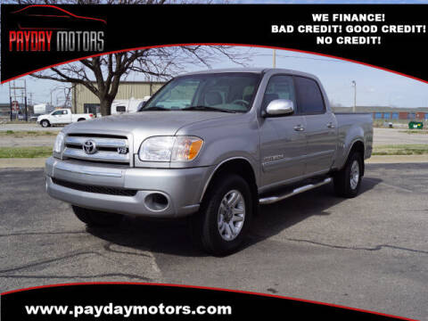 2006 Toyota Tundra for sale at Payday Motors in Wichita KS