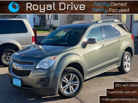 2013 Chevrolet Equinox for sale at Royal Drive in Newport MN