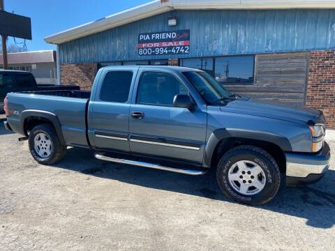 2007 Chevrolet Silverado 1500 Classic for sale at Kansas Car Finder in Valley Falls KS