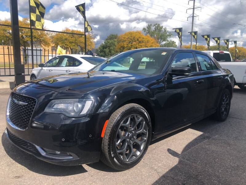 2018 Chrysler 300 for sale at Champs Auto Sales in Detroit MI