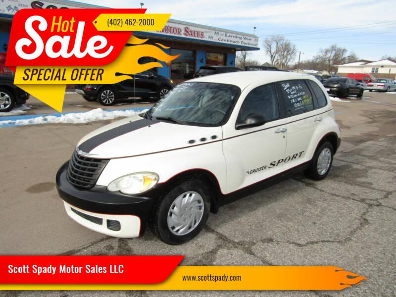 2008 Chrysler PT Cruiser for sale at Scott Spady Motor Sales LLC in Hastings NE