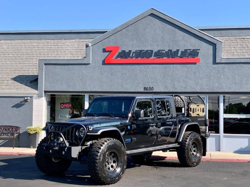 2020 Jeep Gladiator for sale at Z Auto Sales in Boise ID