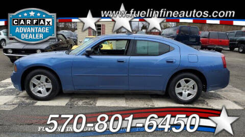 2007 Dodge Charger for sale at FUELIN FINE AUTO SALES INC in Saylorsburg PA