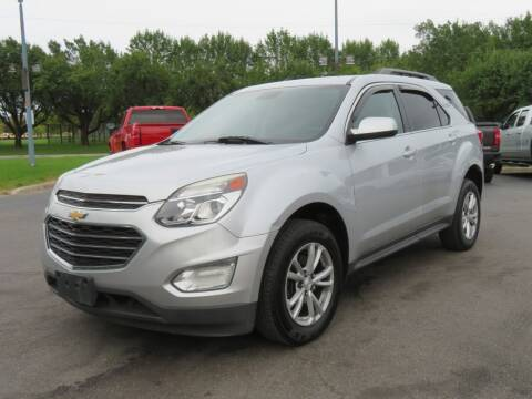 2016 Chevrolet Equinox for sale at Low Cost Cars North in Whitehall OH