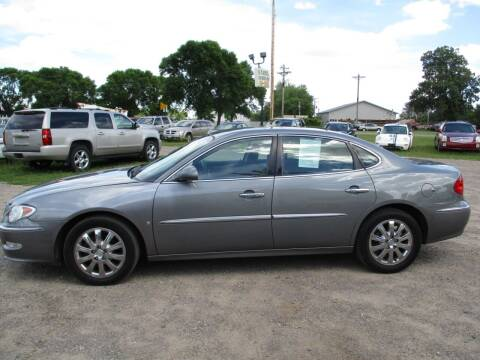 2009 Buick LaCrosse for sale at D & T AUTO INC in Columbus MN