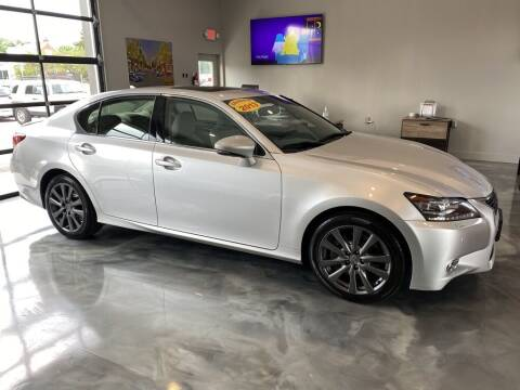 2013 Lexus GS 350 for sale at Crossroads Car & Truck in Milford OH