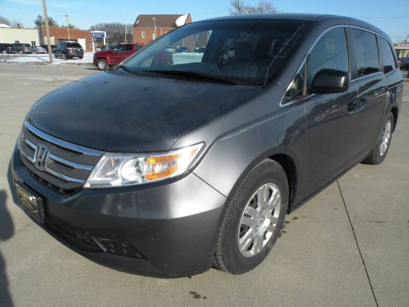 2012 Honda Odyssey for sale at Kingdom Auto Centers in Litchfield IL