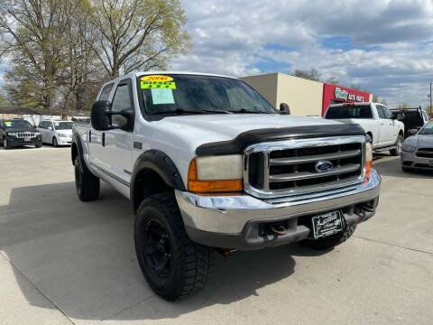 2000 Ford F-250 Super Duty for sale at Zacatecas Motors Corp in Des Moines IA