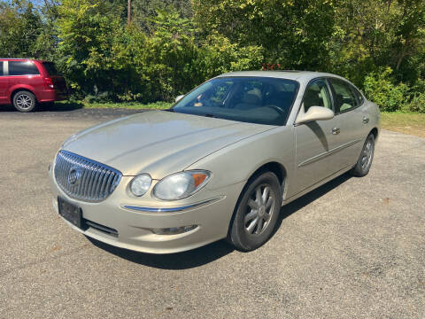 2009 Buick LaCrosse for sale at Riley Auto Sales LLC in Nelsonville OH