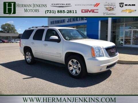 2013 GMC Yukon for sale at Herman Jenkins Used Cars in Union City TN