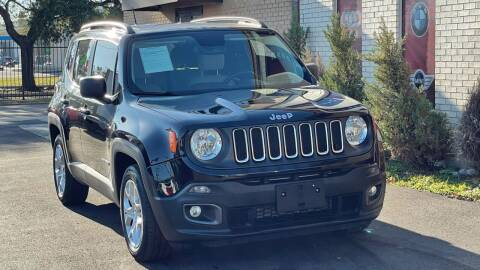 2017 Jeep Renegade for sale at Auto Imports in Houston TX