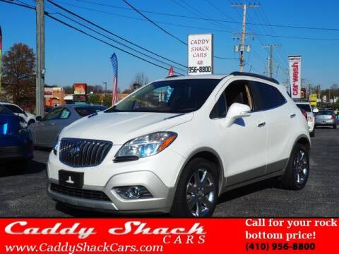 2014 Buick Encore for sale at CADDY SHACK CARS in Edgewater MD