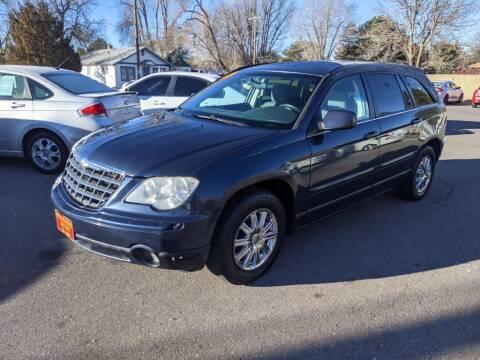 2007 Chrysler Pacifica for sale at Progressive Auto Sales in Twin Falls ID