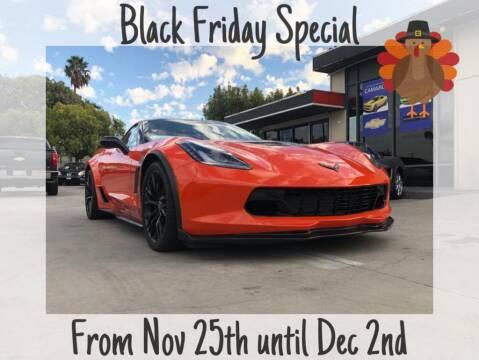 2019 Chevrolet Corvette for sale at My Next Auto in Anaheim CA