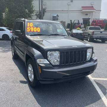 2010 Jeep Liberty for sale at Auto Bella Inc. in Clayton NC