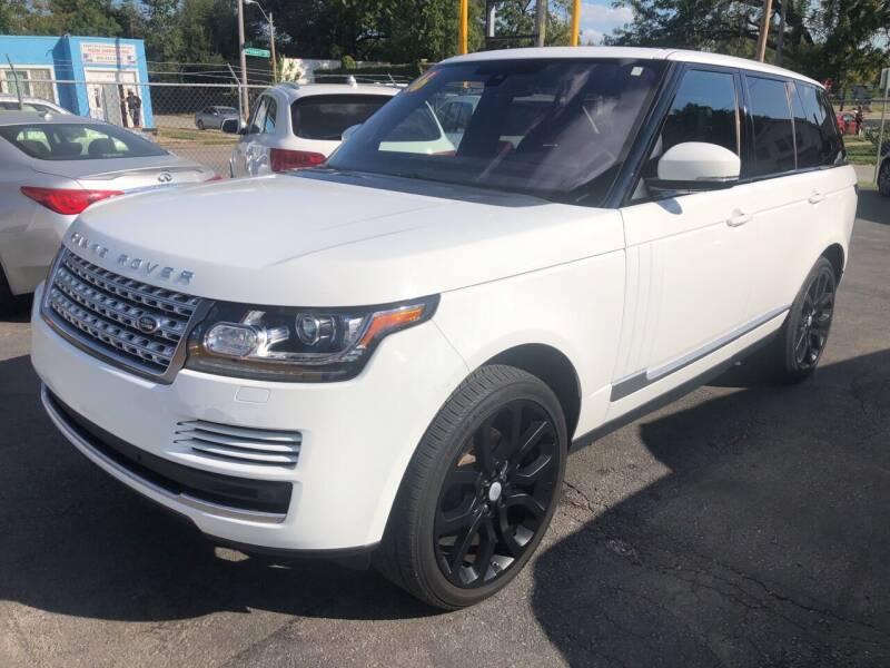 2016 Land Rover Range Rover for sale in Kansas City, MO