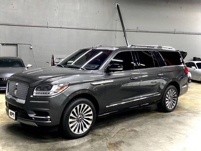 2018 Lincoln Navigator L for sale at EA Motorgroup in Austin TX
