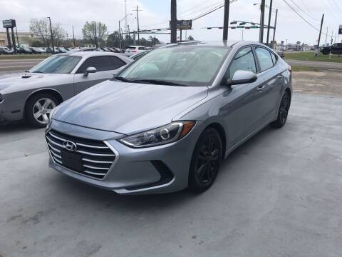 2017 Hyundai Elantra for sale at Advance Auto Wholesale in Pensacola FL