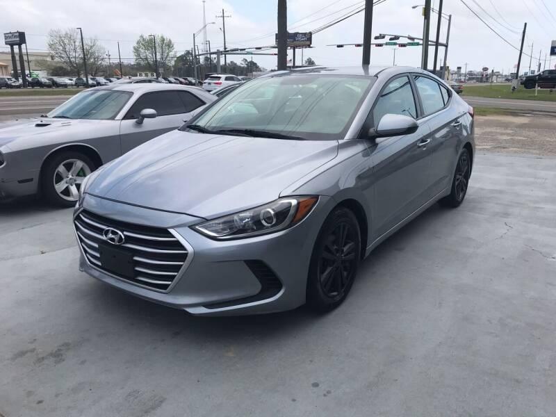 2017 Hyundai Elantra for sale at Advance Auto Wholesale in Pensacola FL