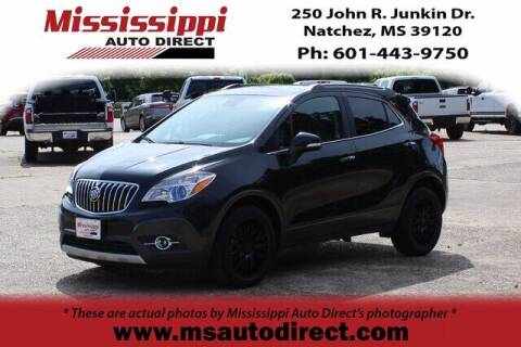 2016 Buick Encore for sale at Auto Group South - Mississippi Auto Direct in Natchez MS