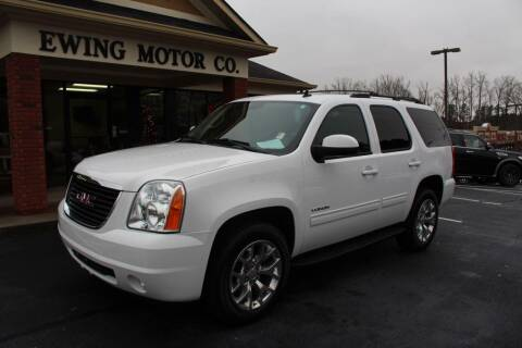2014 GMC Yukon for sale at Ewing Motor Company in Buford GA
