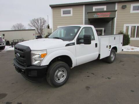 2013 Ford F-250 Super Duty for sale at NorthStar Truck Sales in St Cloud MN
