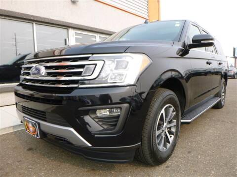 2018 Ford Expedition MAX for sale at Torgerson Auto Center in Bismarck ND
