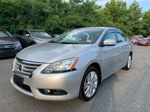 2014 Nissan Sentra for sale at Dream Auto Group in Dumfries VA