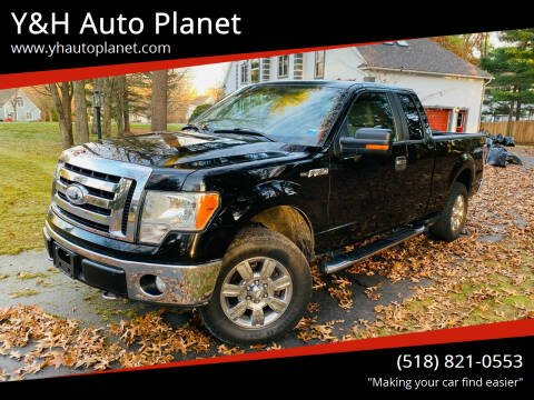2009 Ford F-150 for sale at Y&H Auto Planet in West Sand Lake NY