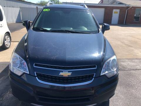 2014 Chevrolet Captiva Sport for sale at Moore Imports Auto in Moore OK
