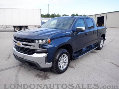 2020 Chevrolet Silverado 1500 for sale at London Auto Sales LLC in London KY