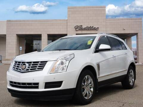 2016 Cadillac SRX for sale at Suburban Chevrolet of Ann Arbor in Ann Arbor MI
