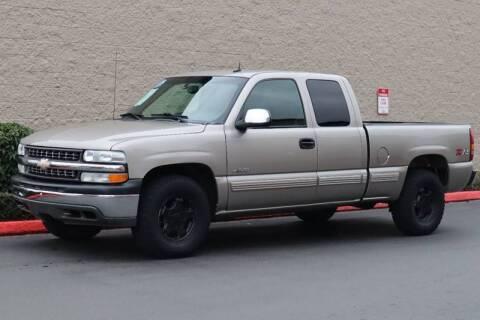 2002 Chevrolet Silverado 1500 for sale at Overland Automotive in Hillsboro OR