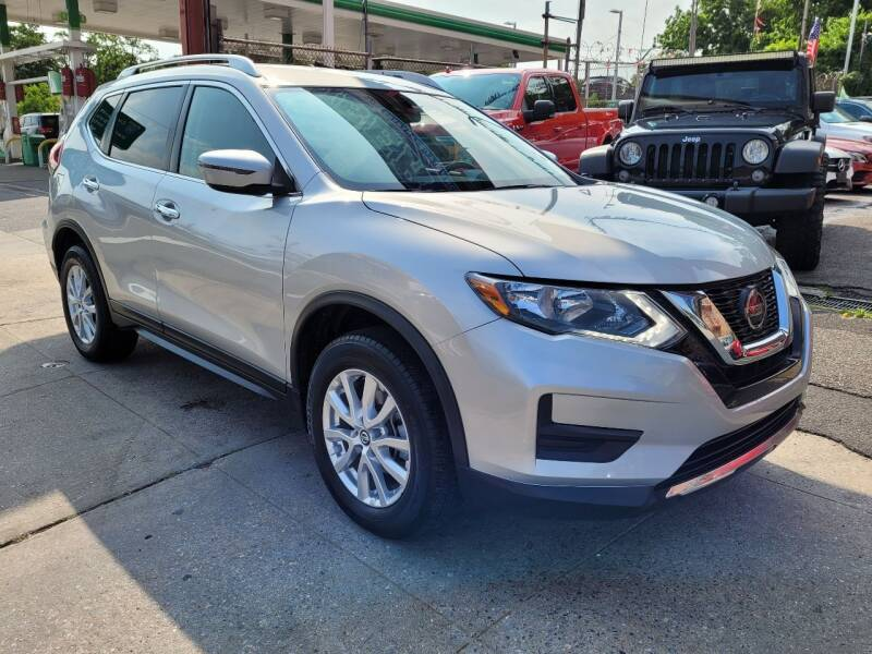 2019 Nissan Rogue for sale at LIBERTY AUTOLAND INC - LIBERTY AUTOLAND II INC in Queens Villiage NY