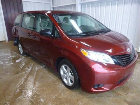 2015 Toyota Sienna for sale at East Coast Auto Source Inc. in Bedford VA