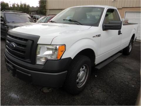2011 Ford F-150 for sale at Klean Carz in Seattle WA
