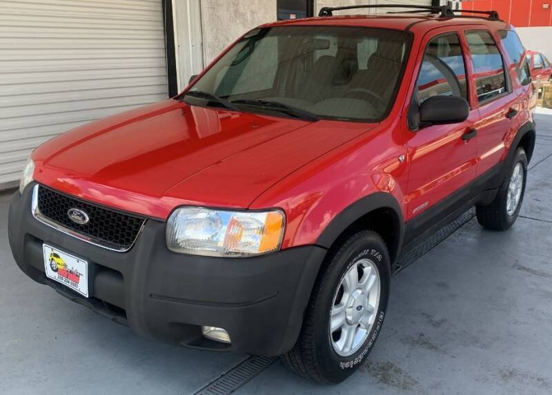 2001 Ford Escape for sale at Tiny Mite Auto Sales in Ocean Springs MS