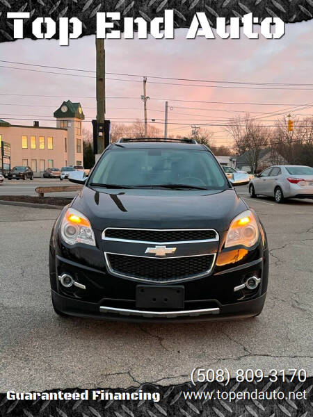 2010 Chevrolet Equinox for sale at Top End Auto in North Atteboro MA