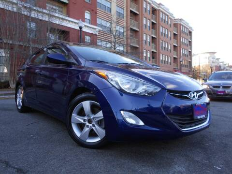 2013 Hyundai Elantra for sale at H & R Auto in Arlington VA