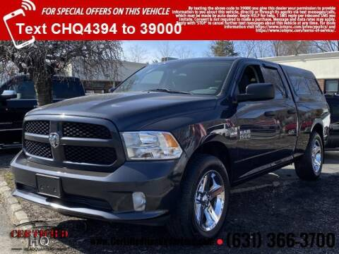 2017 RAM Ram Pickup 1500 for sale at CERTIFIED HEADQUARTERS in St James NY