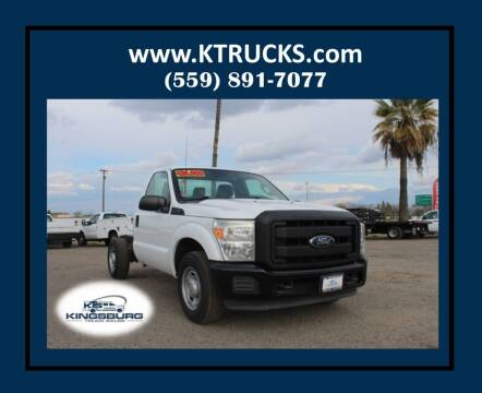 2011 Ford F-250 Super Duty for sale at Kingsburg Truck Center - Flatbed Trucks in Kingsburg CA