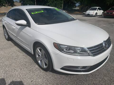 2013 Volkswagen CC for sale at The Car Connection Inc. in Palm Bay FL