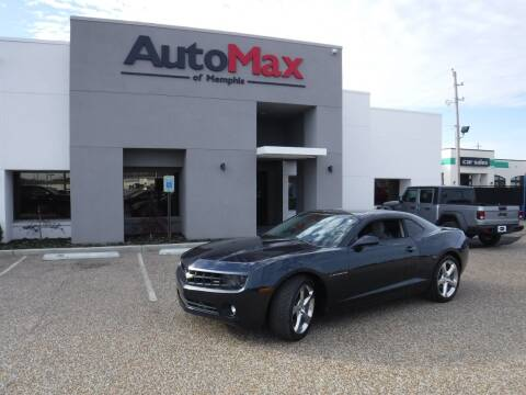 2013 Chevrolet Camaro for sale at AutoMax of Memphis - Logan Karr in Memphis TN
