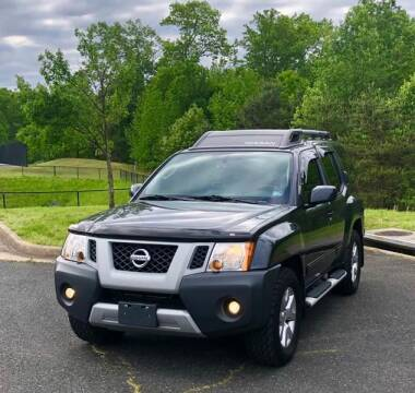 2010 Nissan Xterra for sale at ONE NATION AUTO SALE LLC in Fredericksburg VA